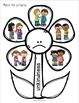 Freebie: Social Skills File Folder Game Kindness Flowers #kindnessnation