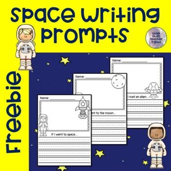 Freebie: Space Writing Prompts