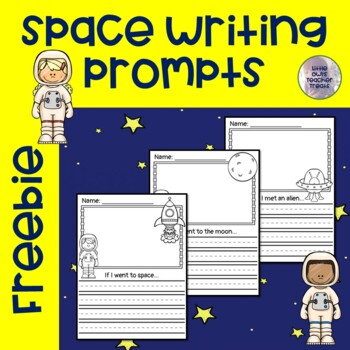 Freebie: Space Writing Prompts