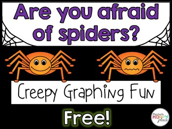 {Freebie} Spider Graphing