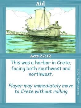Freebie: Spread the Gospel tthrough Trade board game