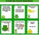 St. Patrick's Day 2nd Grade Spiral Math Task Cards Freebie!