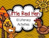 Freebie Texas Treasures First Grade 2.2 Little Red Hen {10