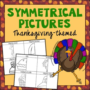 {Freebie} Thanksgiving-themed Symmetrical Pictures