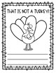 Freebie: That is NOT a Turkey! A Thanksgiving Prompt
