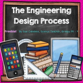 Freebie The Engineering Design Process Science Tpt