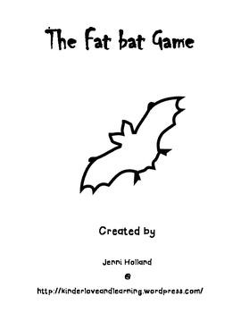 Freebie! The Fat Bat Game