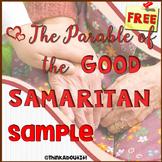 {Freebie} The Parable of the Good Samaritan