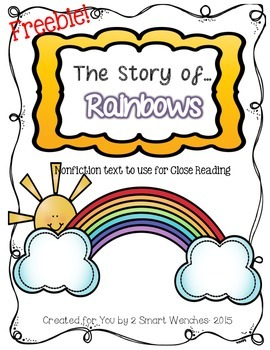 Freebie-The Story of Rainbows