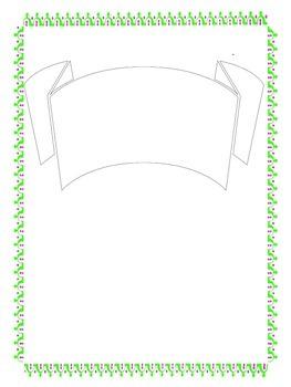 Freebie Theme Paper Set of 3