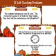 Third Grade Thanksgiving Math Problems PowerPoint Game