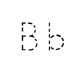 Freebie Tracing Letters Aa - Zz