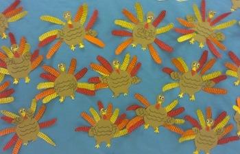 Freebie Turkey Craft