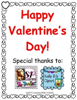 Valentine's Day FREEBIE ~ Roll, Add, and Color Partner Game