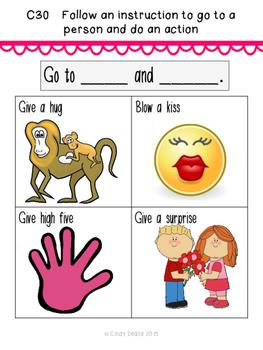 Freebie Valentine's Day Unit Preview: A language development unit
