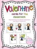 Freebie: Valentine's day musical cards