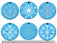 Freebie! Vocal Health Snowflake Ornaments