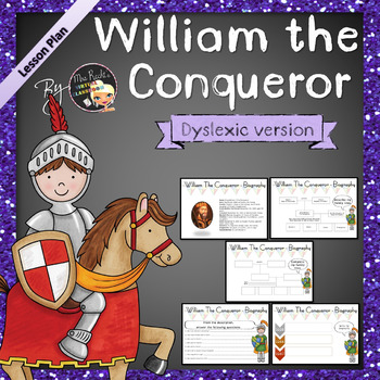 William the Conqueror - Biography Writing
