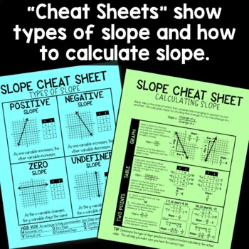 Slope Practice Worksheet by Rise over Run | Teachers Pay Teachers