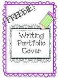 {Freebie} Writing Portfolio Cover!