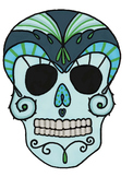 Day of the Dead Coloring & Clip Art