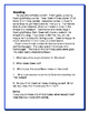 Reading Comprehension Skills Common Core Skills Tracking  FREE
