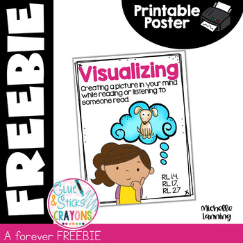 Forever Freebie *Visualizing Poster