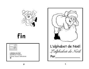Freebies: L'alphabet de Noël- M-1-2