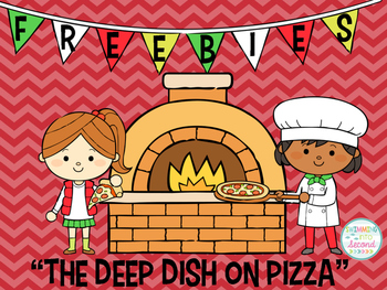 "Freebies for ""The Deep Dish on Pizza"""