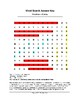 Freedmen's Bureau Word Search (Grades 4-5)