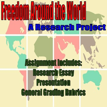 Freedom Around the World - Research Project