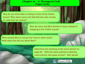 Freedom Crossing Slides - Chapters 9-12