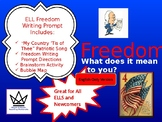 Freedom:  English Only Version
