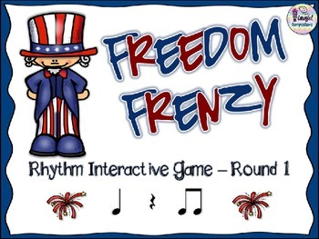 Freedom Frenzy - Round 1 (Ta/Rest and Ti-Ti)
