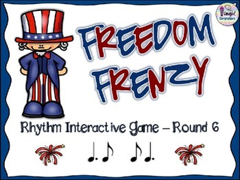 Freedom Frenzy - Round 6 (Tam-Ti and Ti-Tam)