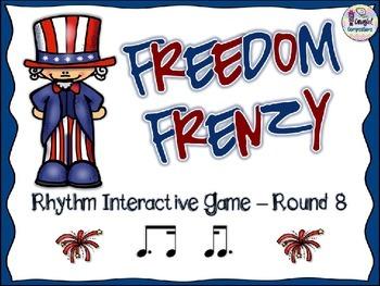Freedom Frenzy - Round 8 (Tim-Ka and Ka-Tim)