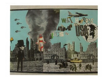 Freedom From / Freedom To Collage