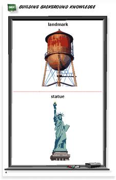 Freedom Landmarks - Printable Leveled Reader