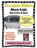 Freedom Riders Movie Guide Questions & Quiz for PBS docume