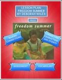 Freedom Summer Lesson Plan and Prezi