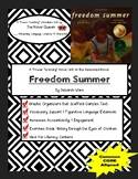 Freedom Summer Literature Unit