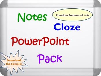 Freedom Summer Pack (PPT, DOC, PDF)