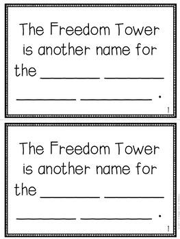 Freedom Tower Mini-Books (U.S. Landmarks)
