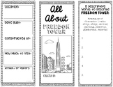 Freedom Tower Research Project Brochure Template, Geograph