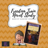 Freedom Train Novel Study