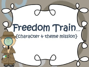 Freedom Train {character and theme analysis}