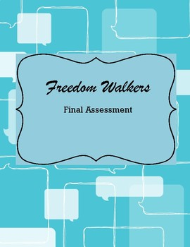 Freedom Walkers Unit Test