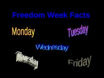 Freedom Week - Quick Daily Warm-Up