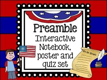 Freedom Week/Preamble/Constitution Week
