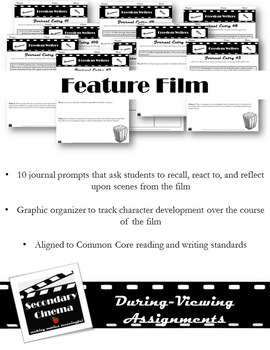Freedom Writers Film Unit: Common Core-Aligned Assignments & Activities